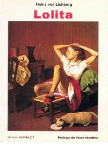 La Lolita de Heinz von Lichberg