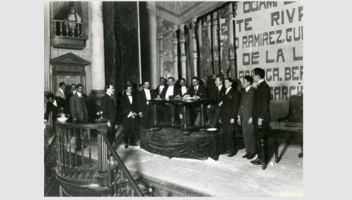 La Constitución De 1917 Mismos Retos Nuevas Perspectivas