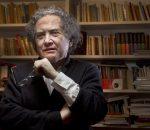 Buenos Aires,12/07/2013.  Entrevista con Ricardo Piglia en su estudio de la calle Marcelo T. de Alvear. Rodrigo Nespolo/La Nacion