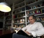 Ricardo Piglia, escritor  Periodista: VerÑnica Dema FOTO: SEBASTIAN RODEIRO - lanacion.com 07/11/2012