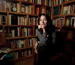 44murguia...cultura...29octubre2013...foto: yadin xolalpa Entrevista con la escritora Veronica Murguia