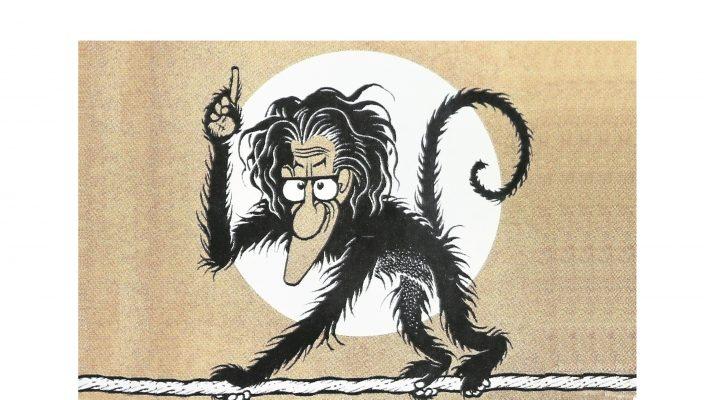 Resultado de imagen para caricaturas de chango